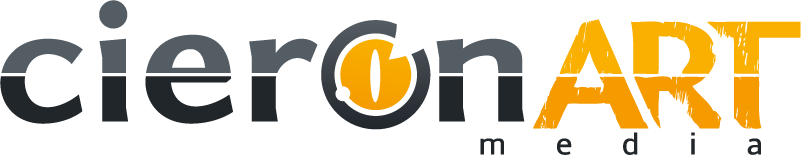 cieronART media - Logo